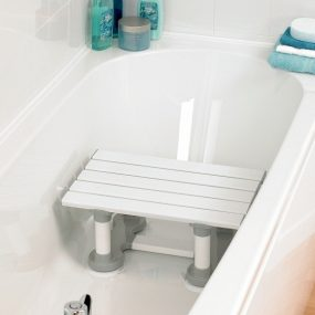 Savannah Slatted Bath Seat