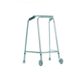 Coopers Domestic Walking Frame with Wheels – Small