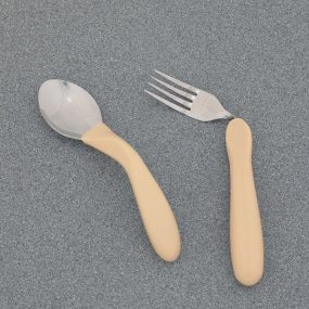 Angled Caring Cutlery