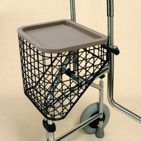 Tri-Walker Basket and Tray
