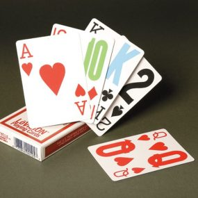 Lovision Large Number Playing Cards