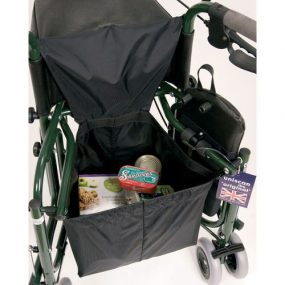 Shopping Bag for Uniscan Triumph 3 Leg Rollator