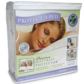 Protect A Bed Premium Mattress Protector – Bed Size: Single