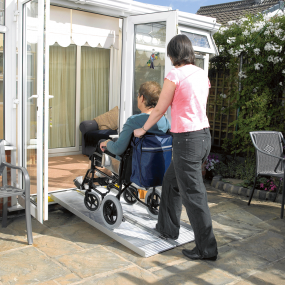 Access Suitcase Ramps