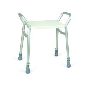 Days Lightweight Adjustable Shower Stool
