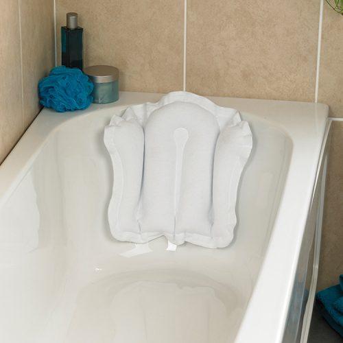 Homecraft Inflatable Bath Pillow
