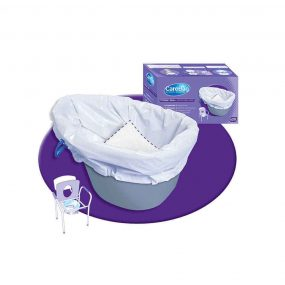 Care Bag Commode Liner