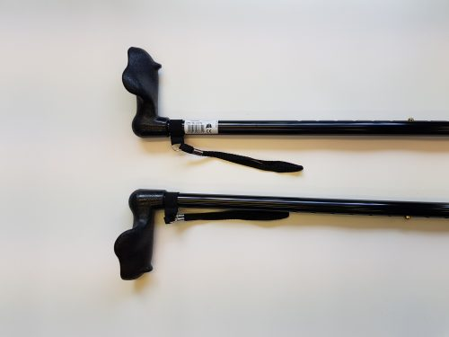 Comfy Grip Adjustable Walking Stick