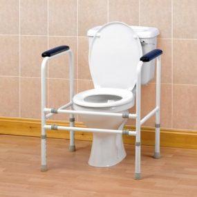 Homecraft Adjustable Toilet Surround