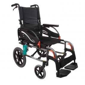 Karma Flexx Standard Transit Wheelchair