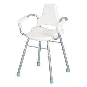Prima Aluminium Shower Stool
