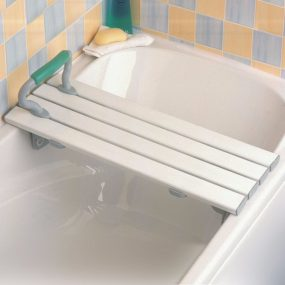 Savanah Slatted Bath / Shower Board Handle