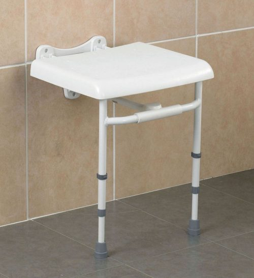 Savanah Wall Mounted Shower Seat