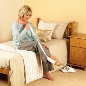 Homecraft Terry Cloth Sock Aid