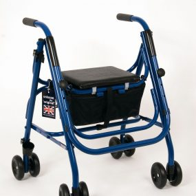 Uniscan Freeway 4 Wheel Rollator