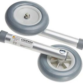 Coopers Walking Frame Wheels – Pair